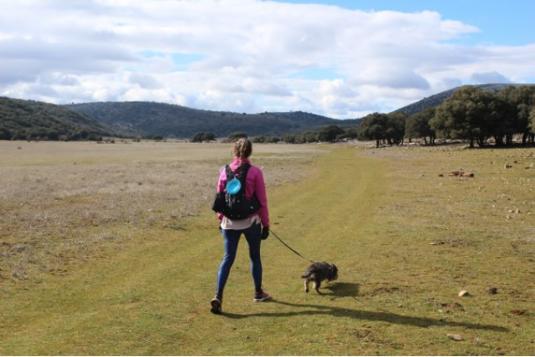 Viajando con mi mascota: Senderismo en la provincia de Córdoba, con Tinto & Co