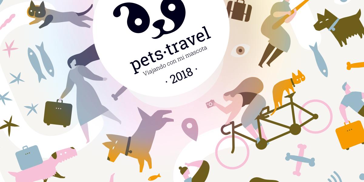 Tercera edición de la guía Viajando con mi mascota