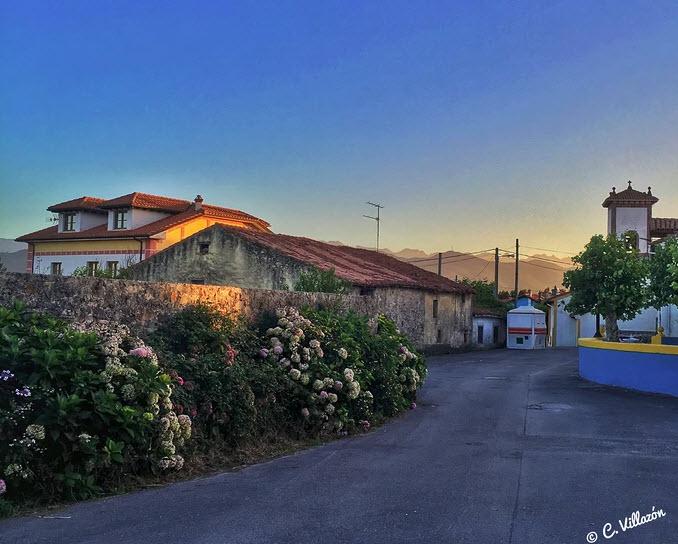 Pimiango. Foto: Ayuntamiento de Pimiango (C. Villazón)