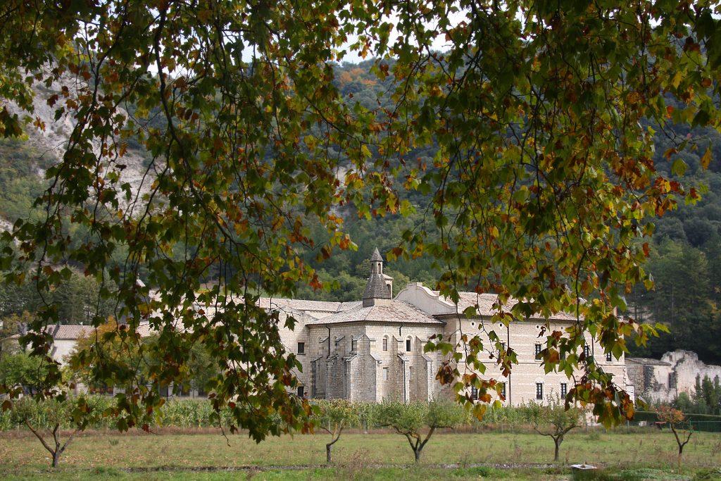 Monasterio de Irantzu, en el Parque Natural de Urbasa-Andia. Foto: Turismo de Navarra