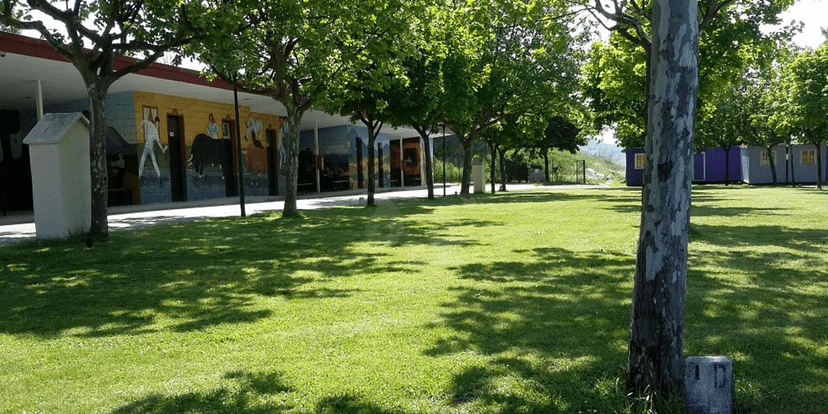 Camping Lizarra, en Estella-Lizarra (Navarra)