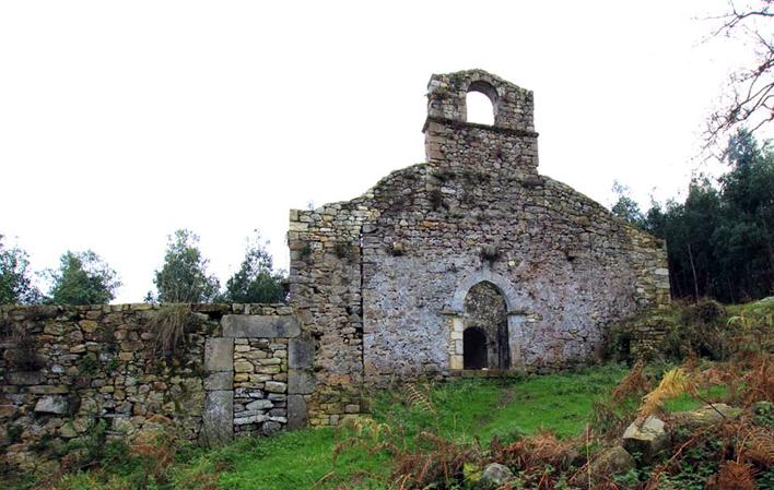 Monasterio de la Tina. Foto: Turismo de Asturias