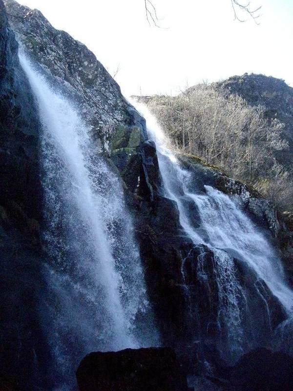 Cascada de Sotillo. Foto: Turismo de Castilla y León