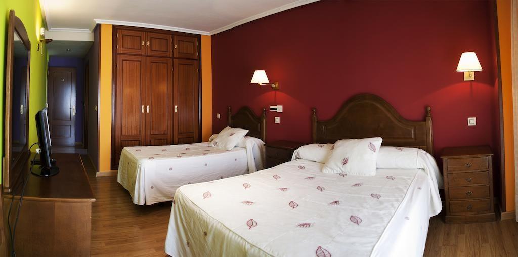 Hotel Restaurante Rural Tierra de Lobos, en Puebla de Sanabria