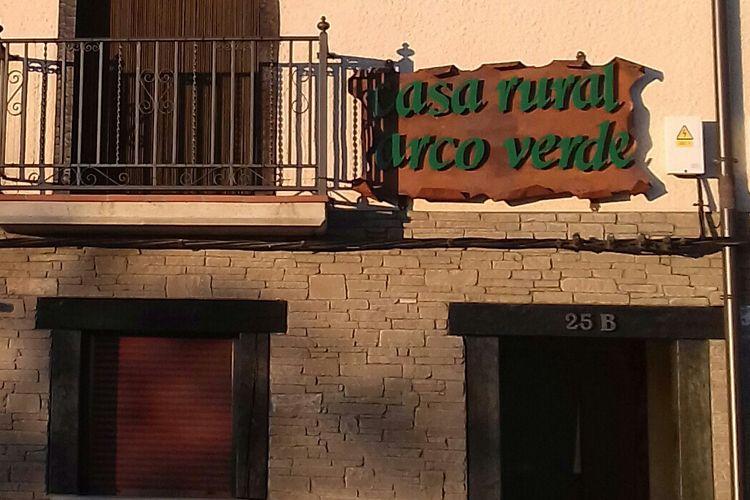 La Casa del Arco Verde, alojamiento petfriendly en Santa Engracia de Jaca