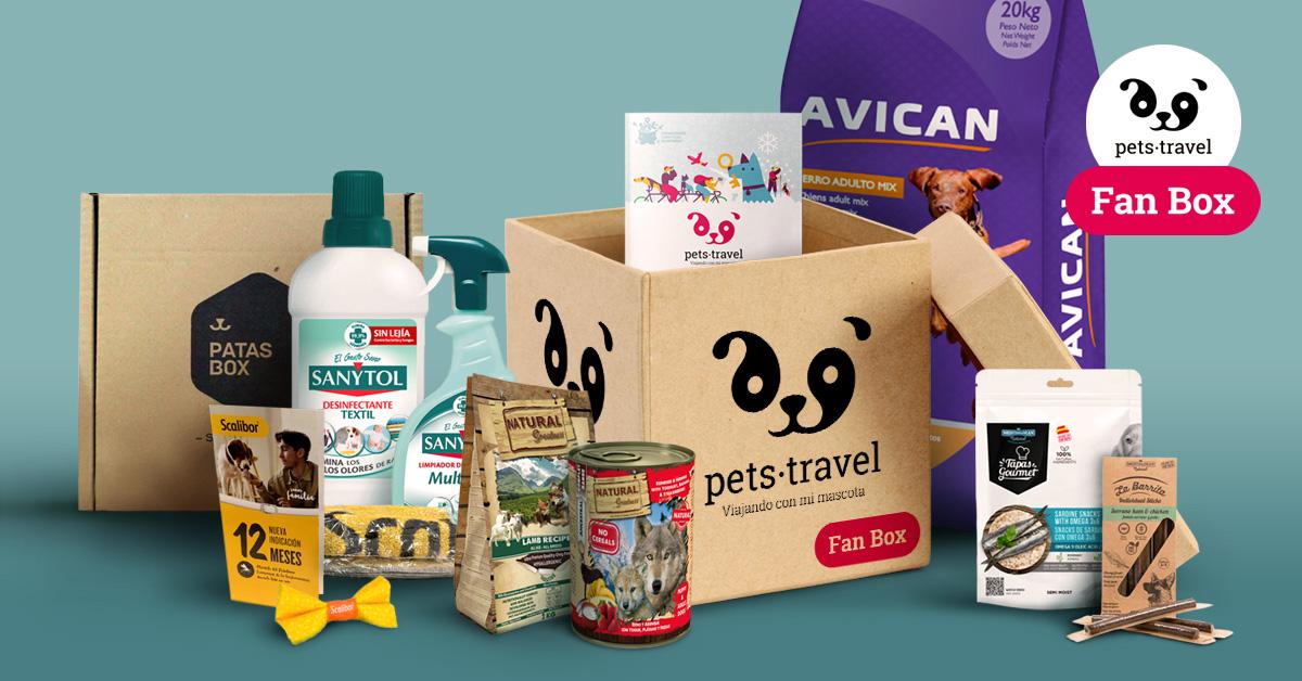 Pets Travel Fan Box 2019