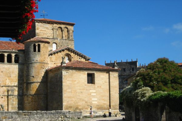 Santillana del Mar. Foto: Turismo de Cantabria