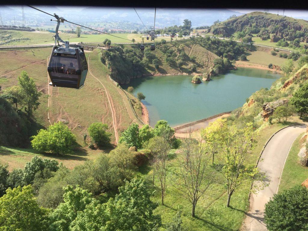 Parque de la Naturaleza de Cabárceno. Foto: Turismo de Cantabria