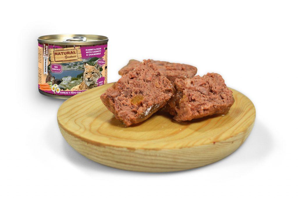 Producto de alimentación Natural Greatness
