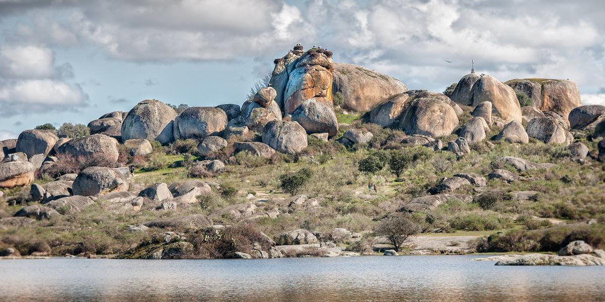Monumento Natural de Los Barruecos. Foto: Turismo de Extremadura