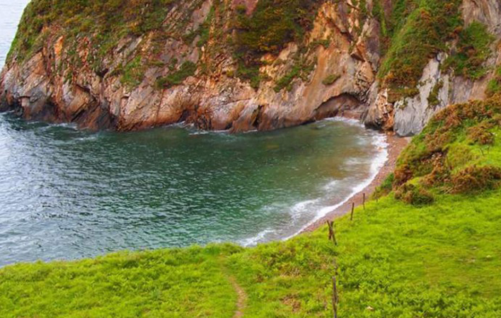 Cala Saliencia, playa petfriendly durante todo el año