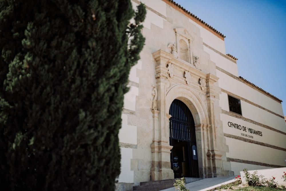 Centro de Visitantes de Lorca, también petfriendly