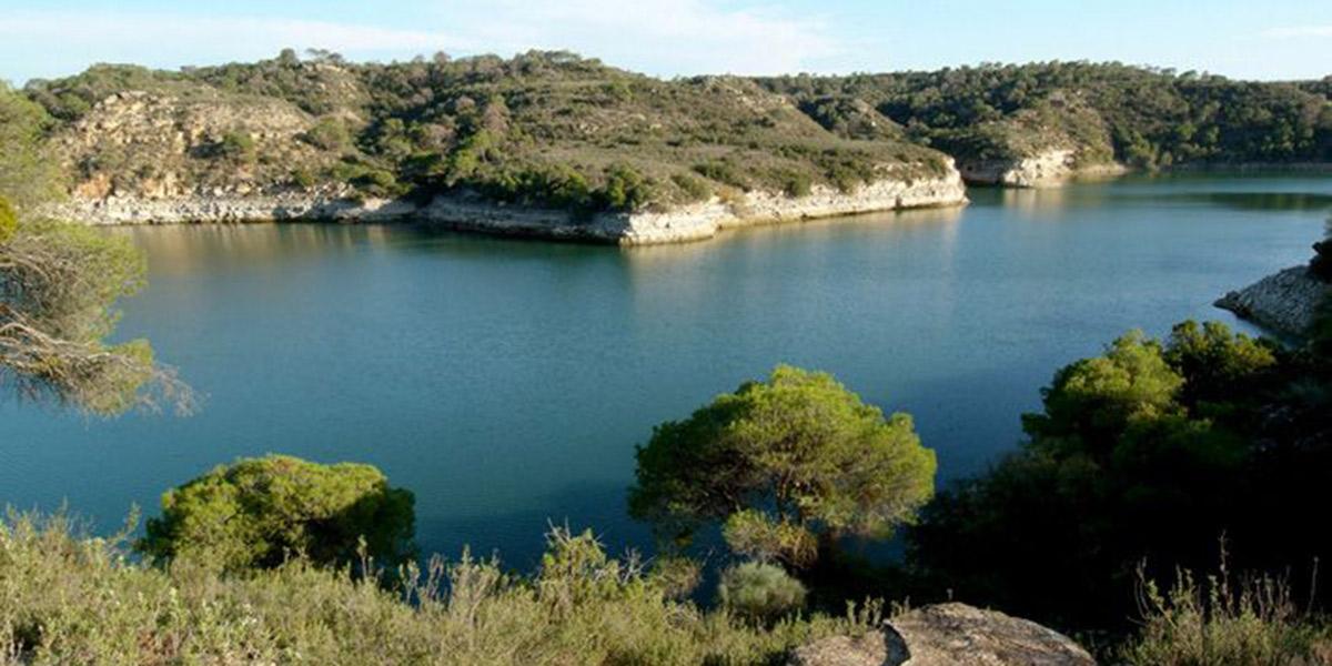 Mar de Aragón, un lugar perfecto para descubrir en Caspe en compañía de tu perro