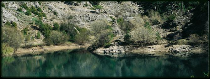 Ruta de la Laguna de Valdeazores. Foto: Sierras de Cazorla, Segura y Las Villas