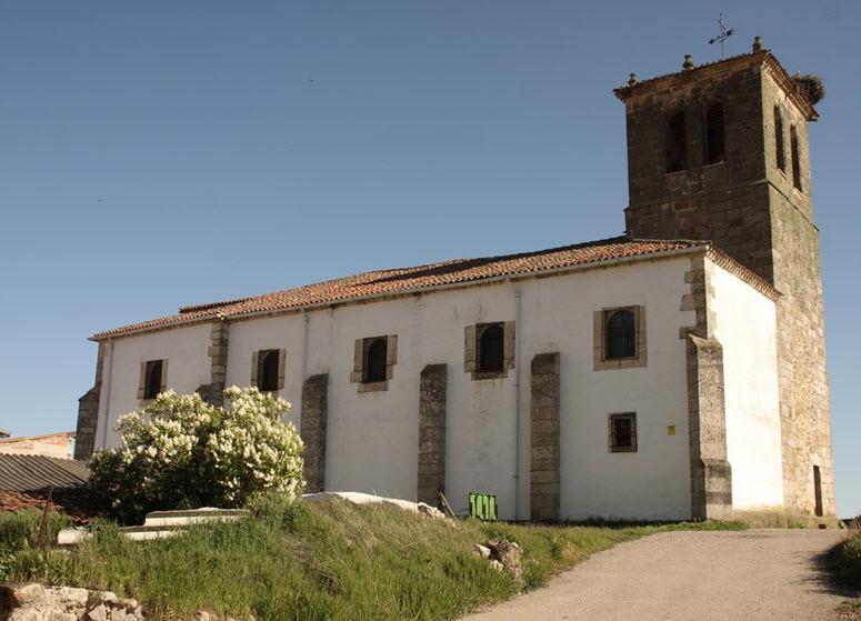 Huerta de Rey, en la provincia de Burgos. Foto: Ayuntamiento de Huerta de Rey