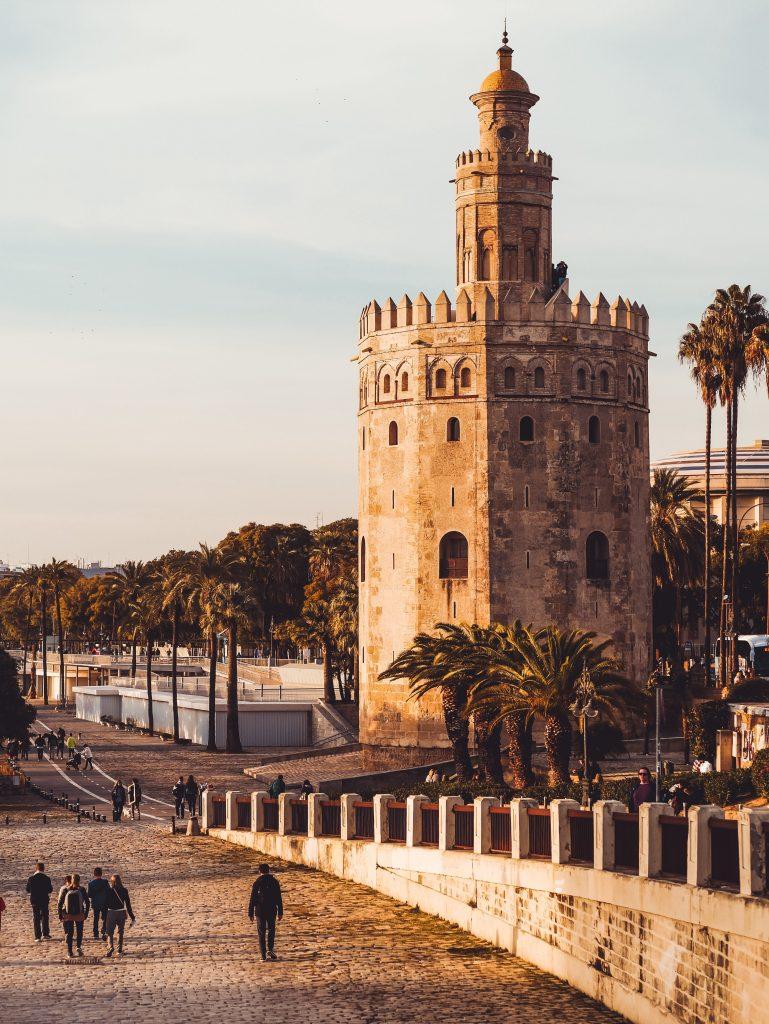 Torre del Oro, Sevilla. Foto: Unsplash