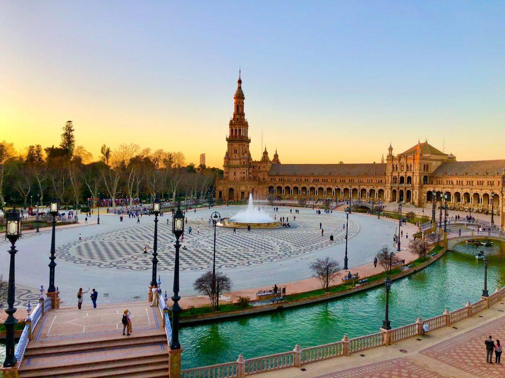 Uno de los emplazamientos más emblemáticos de Sevilla
