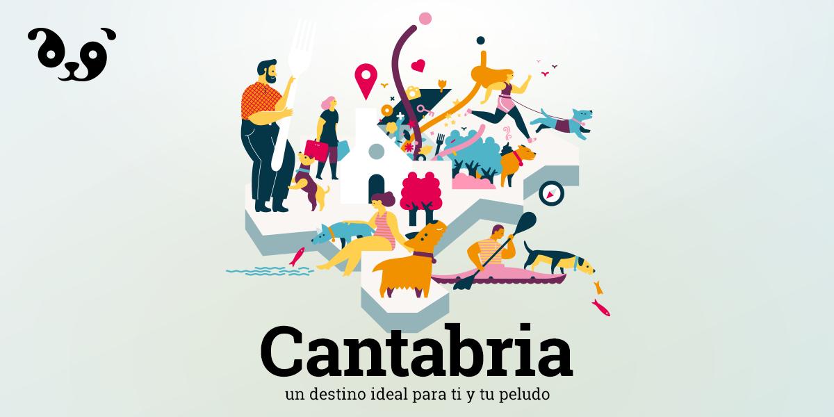 Cantabria con perro: qué ver y establecimientos petfriendly