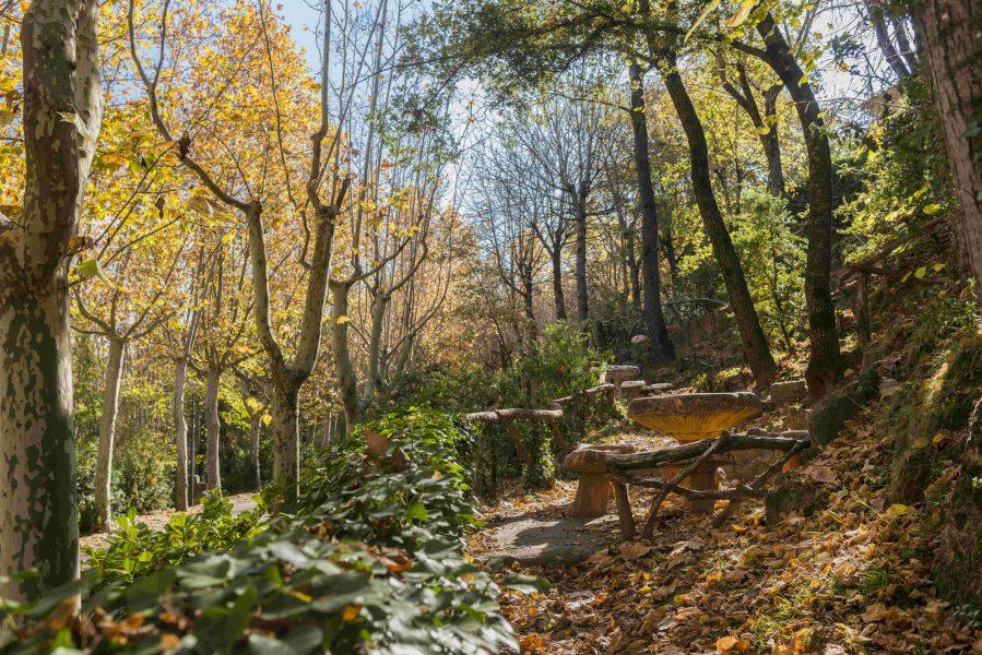 Parc de la Mare de la Font. Foto: Solsona Turisme
