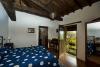 Aldea Rural Santo André habitación cama de matrimonio
