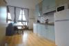 Apartamento Cabrales cocina