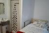 Una de las habitaciones del Arrigorri Ostatu Jatetxea
