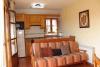 Zona de salón y cocina