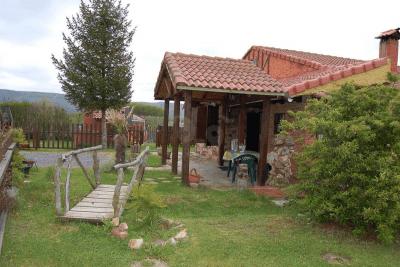 Casa Fauna II jardín