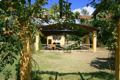Una de las Casas Rurales Las Praderas