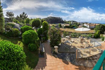 Panorámica desde la terraza