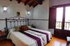 La Gesa habitación cama de matrimonio
