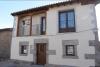 Fachada Casa Rural El Zahorí de Pinedas
