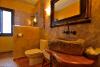 Apartamento Africano lavabo
