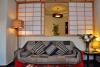 Suite Japonesa sofá