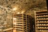 Zona donde se almacenan los quesos