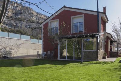 La Toscaina y jardín