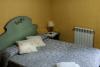 El Cargol habitación cama de matrimonio