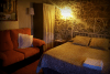 La Cabana cama y sofá