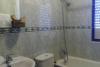 Pensión Amarantos baño con bañera