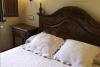 Posada la Colodra habitación cama de matrimonio